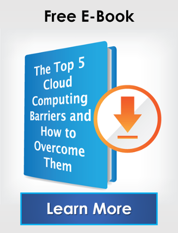 Free EBook from CarverTC on the Top 5 Cloud Computing Barriers and How to Overcome Them
