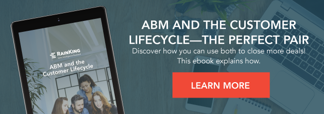 ABM and the Customer Lifecycle