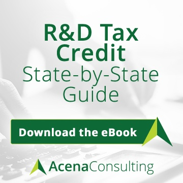 R&D Tax Credit State Guide