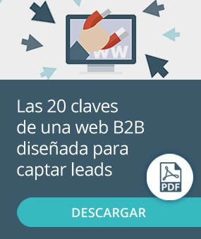 Objetivos de marketing digital B2B para 2018