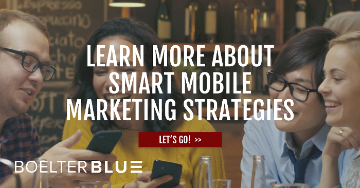 Learn more about smart mobile marketing strategies.