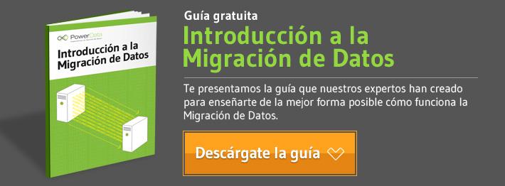 Guía introductoria a la migración de datos