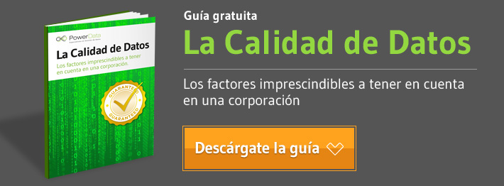 calidad de datos imprescindibles factores