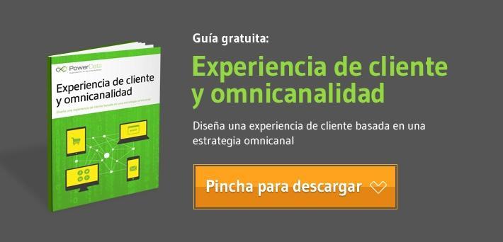 Experiencia de cliente y omnicanalidad