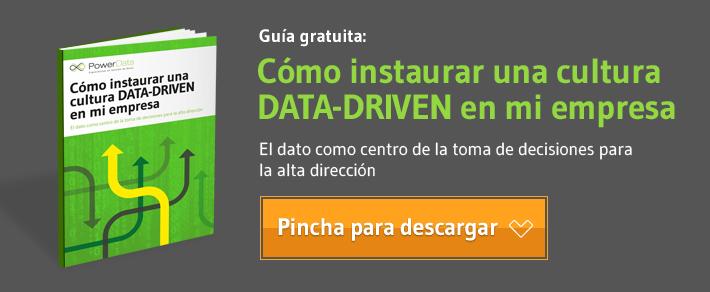 Cómo instaurar una cultura DATA-DRIVEN en mi empresa