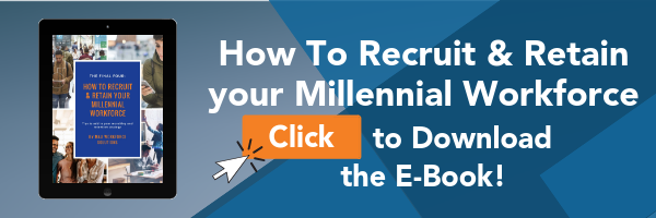 Ebook - How To Recruit & Retain your Millennial Workforce