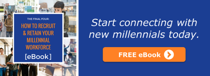 Download Recruiting and Retaining Millennials Ebook now!