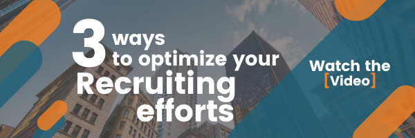 MAU - Boost Your Recruiting Efforts in the New Year with These 3 Tips [Video]