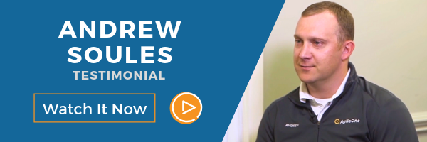 MAU Client Testimonials - Andrew Soles - Agile One