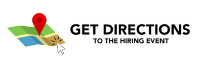 Get Directions to the hiring event!