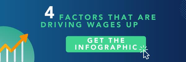 MAU - Wage Inflation Infographic