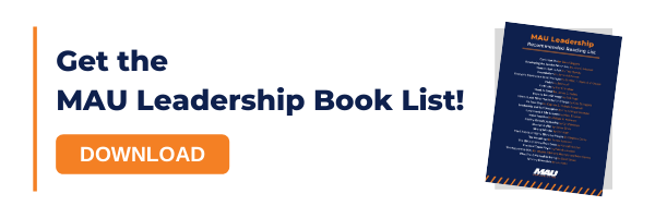 Download the MAU Leadership Book List!