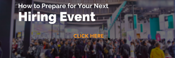 How to prepare for your next hiring event cta