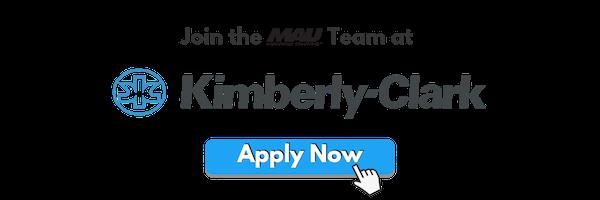 MAU now hiring at Kimberly-Clark Neenah, WI