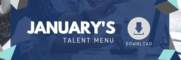 MAU January's Talent Menu 2020