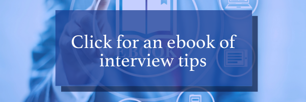 ebook interview tips