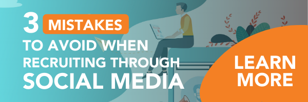 Workforce Insights - Three Mistakes to Avoid When Recruiting Through Social Media