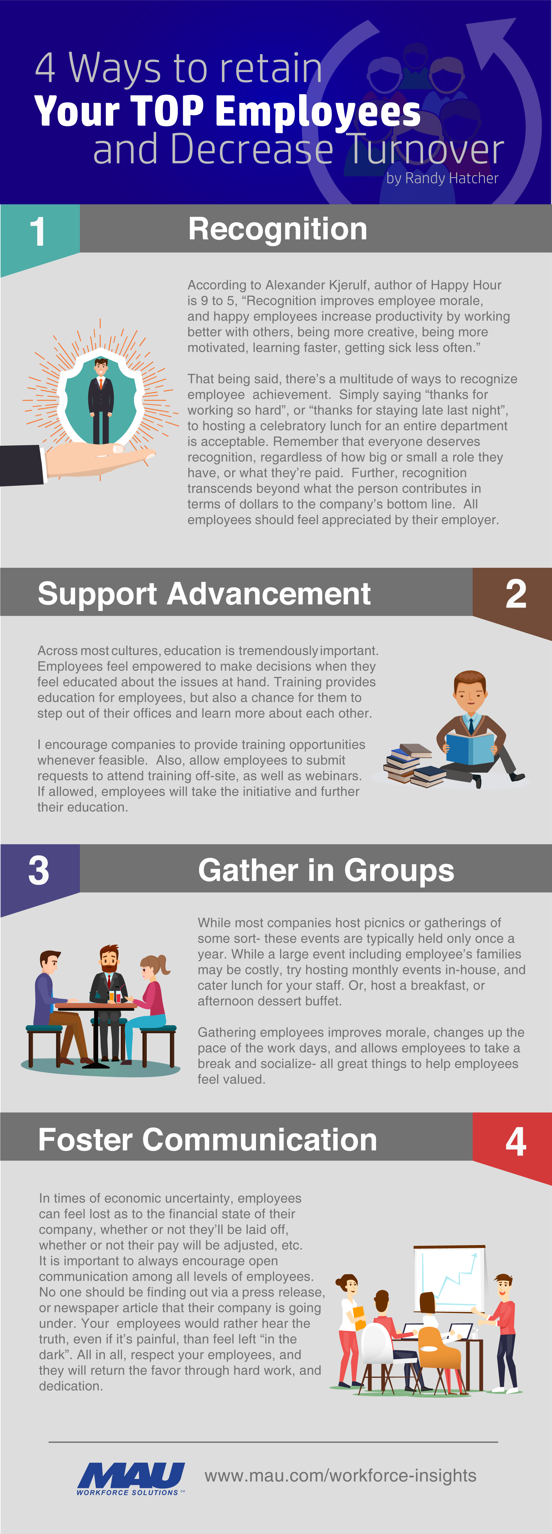 Four Vehicles to Retain TOP Employees in the Auto Industry [Infographic]