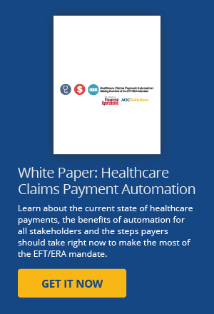 Healthcare Claims Payment Automation White Paper