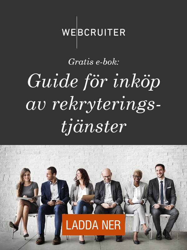 Ladda ner gratis e-bok: Guide för inköp av rekryteringstjänster