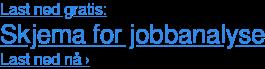 Last ned gratis: Skjema for jobbanalyse Last ned nå ›