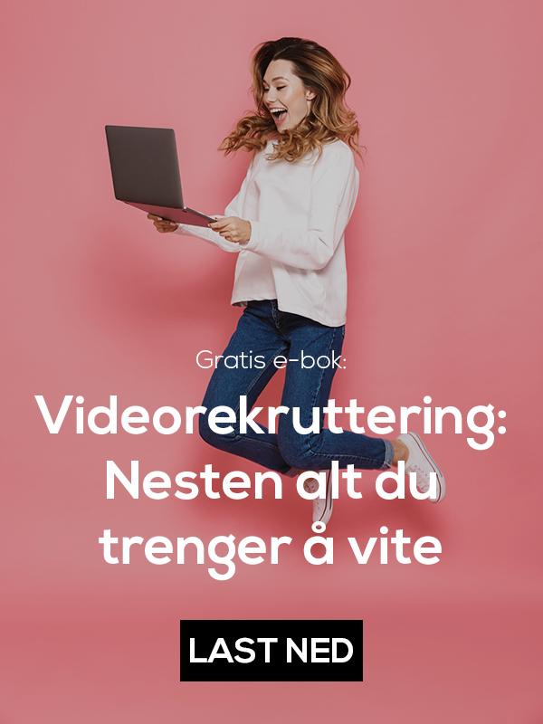 Last ned gratis e-bok: Komplett guide om videorekruttering