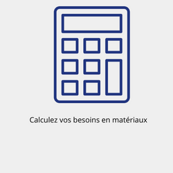 CALCULATEUR  Calculez votre quantité de béton