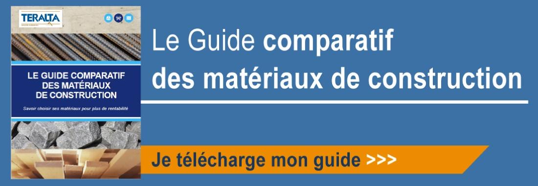 guide comparatif matériaux