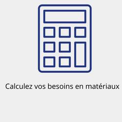 CALCULATEUR  Calculez votre quantité de ciment