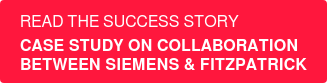 Read the success story  Case study on collaboration  between siemens & fitzpatrick