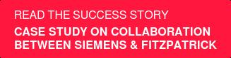 西门子与菲茨帕特里克合作的案例研究