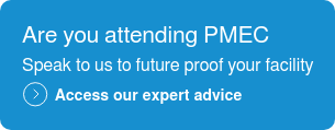 Are you attending PMEC  Speak to us to future proof your facility  Access our expert advice