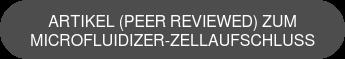 artikel (peer reviewed) zum microfluidizer-zellaufschluss