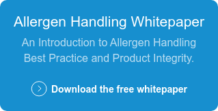 Allergen Handling Whitepaper An Introduction to Allergen Handling Best Practice and Product Integrity. Download the free whitepaper