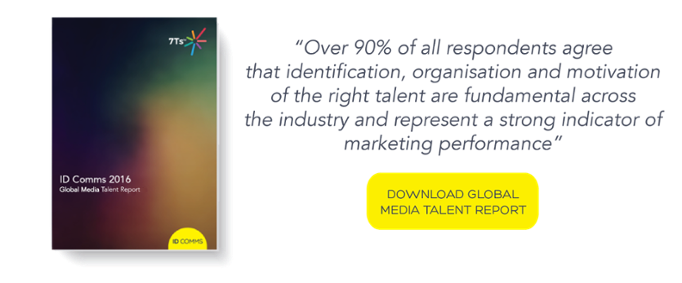 Download ID Comms 2016 Global Media Talent Report