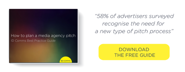 Download ID Comms Best Practice Guide - How to plan a media agency pitch