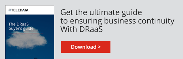 Get the ultimate guide to ensuring business continuity with DRaaS