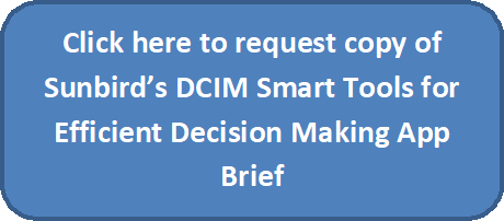Click to request Application Brief Smart Tools for Efficient Decision Making