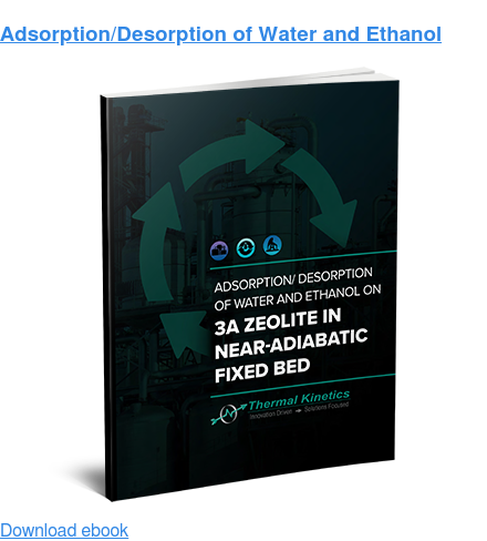 Adsorption/Desorption of Water and Ethanol Learn More