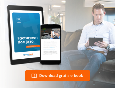 Gratis e-book Factureren doe je zo