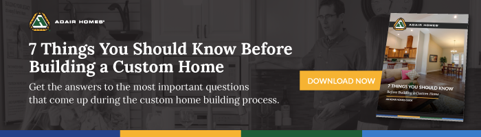 7 things you should know before building a custom home