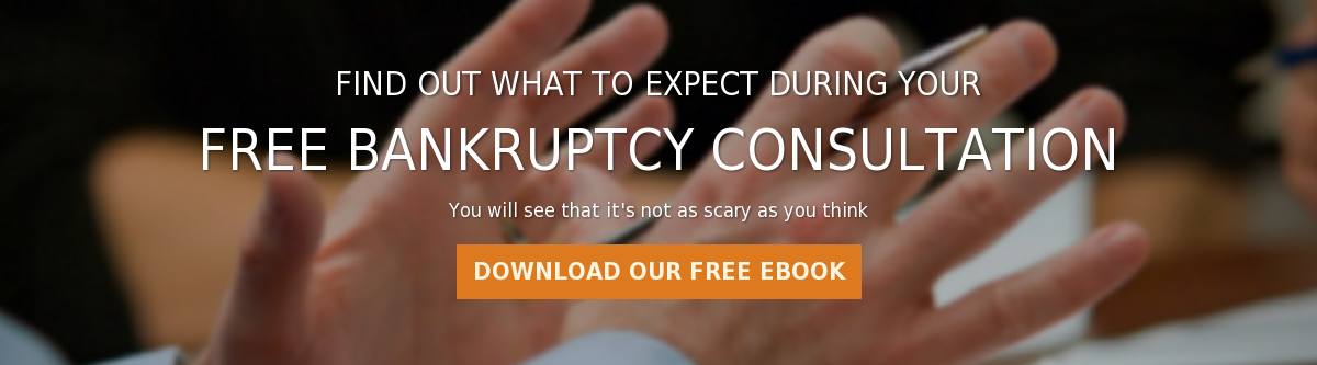 Free Bankruptcy Consultation eBook