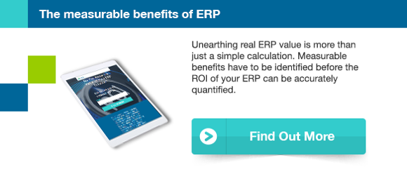 Measuring the Benefits of ERP