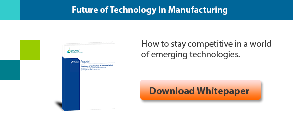 Future of Technology in Manufacturing Whitepaper