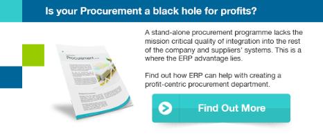 Is your Procurement a black hole for profits