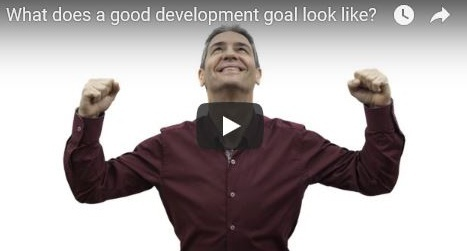 development goal look like