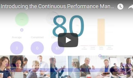 continuous performance management index