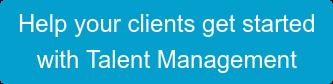 Talent management software for SME