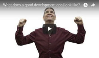a good development goal