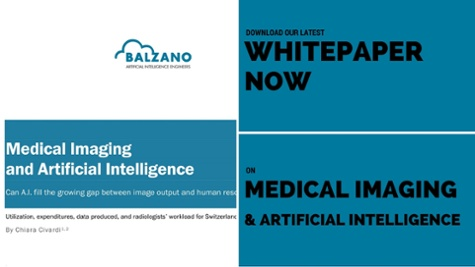 Download our latest whitepaper on Medical Imaging and A.I.